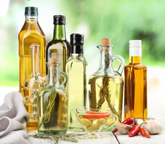 Divers etipuri de ulei de măsline